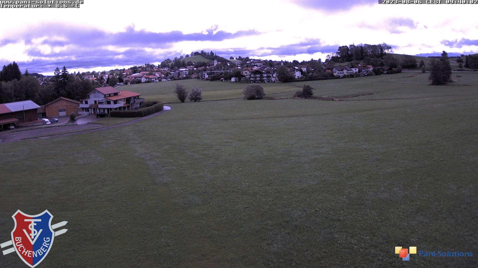 Bild der Webcam Buchenberg